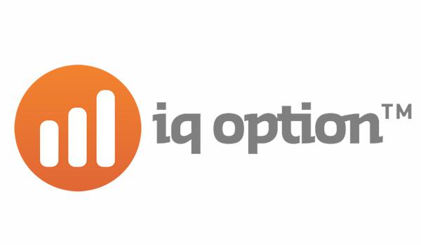IQ Option main logo
