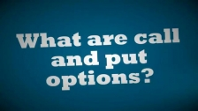 Put and Call Option Explained